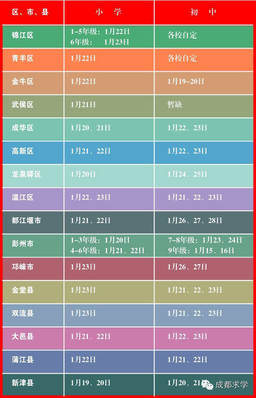 ...放寒假.2014-2015学年第一学期于2015年1月30日(星期五)结...