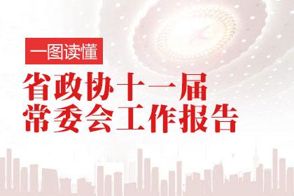 一图读懂省政协十一届常委会工作报告