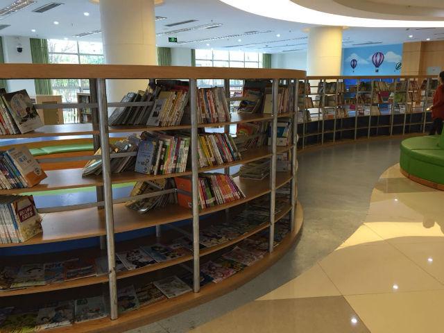 图书馆开馆啦图片