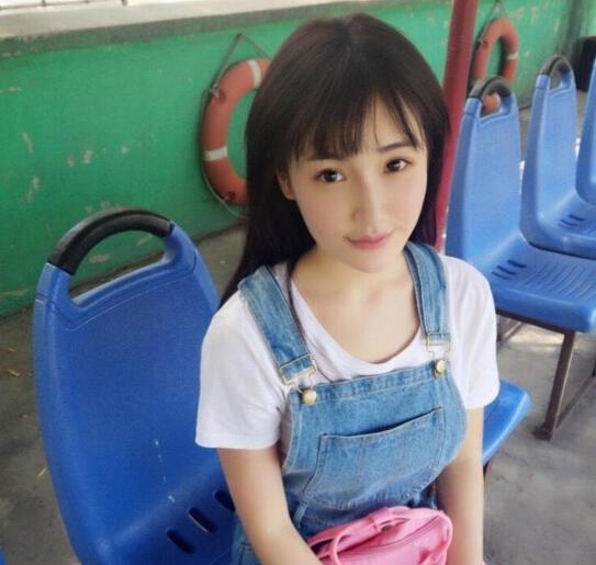 中国最美校服女生高晴