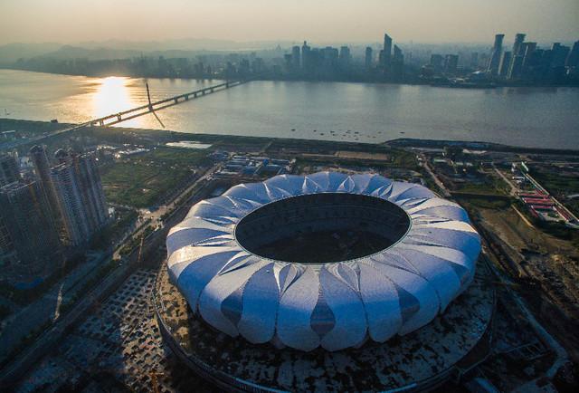 2022杭州亚运会将在这里举办