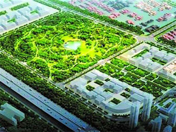 经广泛征集意见,日前,在天津港爆炸中严重受损的居民区海港城周边区域