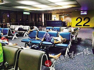 中国 曼谷/最易发生的不文明:大闹航班、机场