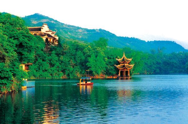 泸州市建筑风景