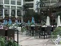成都环球中心天堂洲际大饭店