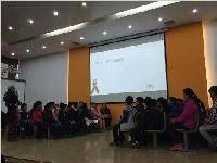 世界艾滋病日 成都同辉学校举行宣讲活动
