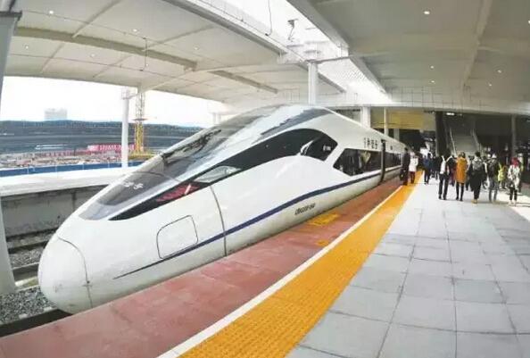 重庆到绵阳高铁已开通