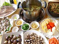 蚝蚌主题台式餐厅