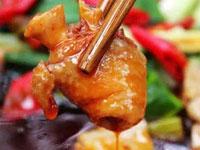 彭州佬表肥肠鸡众意店