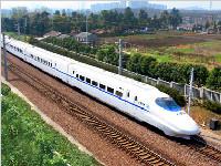成都南站首次始发动车到重庆