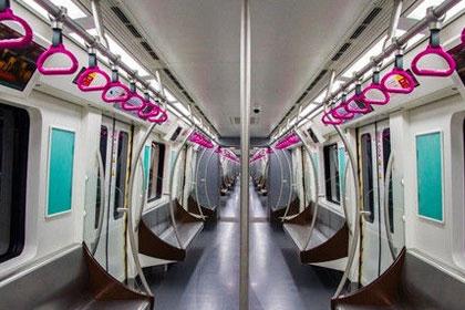 成都地铁3号线二期新增双流城铁站