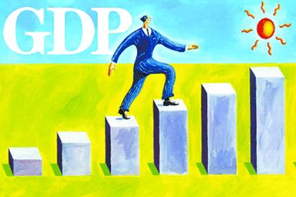 一季度GDP 成都位列全国第八