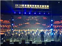 2016成都国际友城青年音乐周盛大开幕