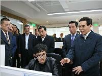 中宣部副部长聂辰席视察成都广电融媒大数据中心
