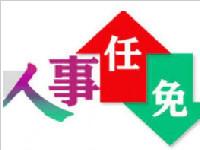 王忠林、陈建辉当选市十六届人大常委会副主任