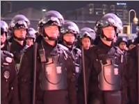 近千警力出动 打响集中清查第一枪