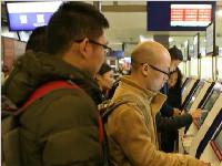 春运第一天 成都机场已显客运高峰