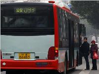 成都通宵公交春运换大车 增开旅客运输班车