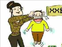 沈阳幼儿园老师暴打聋哑儿 摔地上连续用脚踢