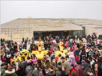 春节怎么玩?逛博物馆今年成了很多人的新选择