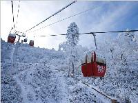 玩乐汇:窗含西岭千秋雪