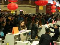 春节长假过大半 成都机场今迎返程客流高峰