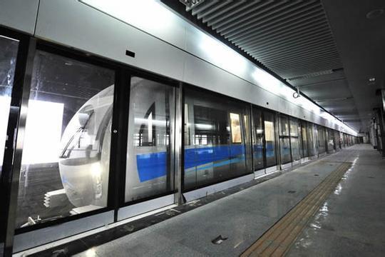 成都地铁3号线三期工程预计2018年<font color=red>开通</font>运营