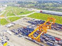 青白江喜迎一季度开门红 82个重大项目集中开工