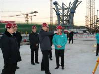 抓好城市建设 筹办好北京冬奥会