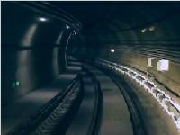 成都地铁4号线二期今日进行空载试运行