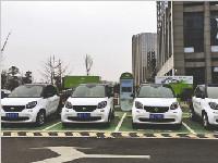 成都共享汽车目前市场接受度较高 难在停车点位上