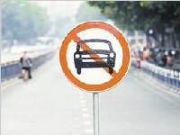 21日起 天健路封闭施工禁止机动车通行