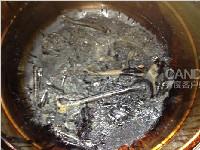 独居老人家中煲汤 忘记关火致灶台被整个点燃