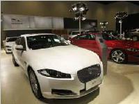 进口汽车博览会成都举行 <font color=red>便宜</font>得把买主们都笑西了!
