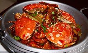 高辣蟹干锅庄