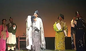 舞台剧《诗酒太白》的台前幕后