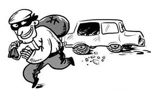 男子抢劫宝马车 女司机机智脱险