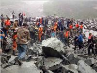 习近平对四川垮塌救援作重要指示:全力搜救被埋人员