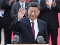 习近平抵达香港出席庆祝大会并视察香港