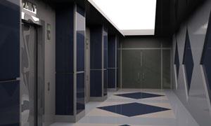 电梯里的女尸