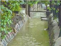 重拳治水打造宜居水岸 昔日臭河沟今日清水流