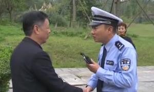 谭警官演阿Q