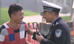 谭警官是美少年