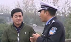 谭警官是杜甫的传人