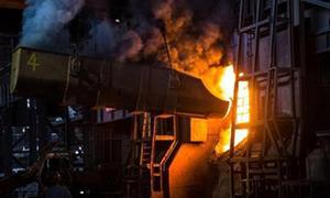 中国钢铁行业2018年产量或将与2017年持平