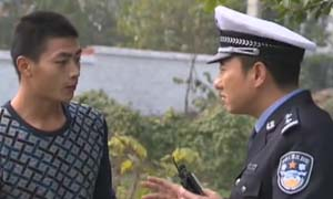 谭警官和《演员的诞生》
