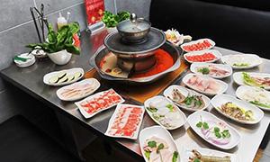 大凉山的牦牛肉 涮烤一体的吃饭您见过吗?