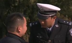 落入谭警官的魔爪
