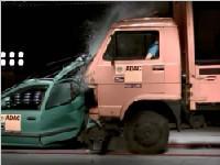 """两货车追尾致1人死亡 被追尾的车竟然""""逃逸""""!"""