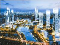"""国家西部金融中心建设 是国家中心城市建设的""""催化剂"""""""